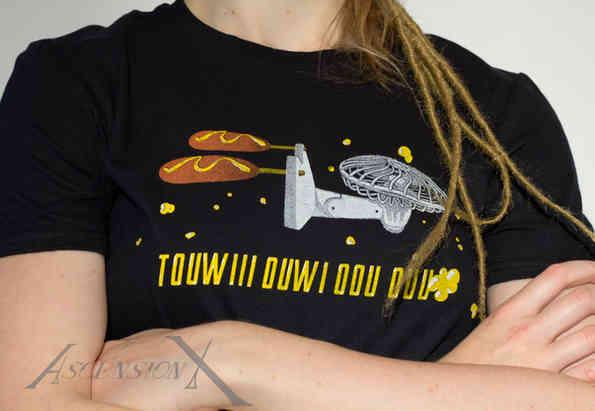 """T-shirt """"USS Pogo"""""""