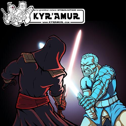 Kyr'Amur, Épisode 5 - jeune