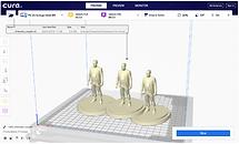 Formation-impression-3D-Cura