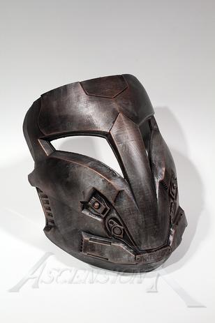 Masque SW (PLA). Traitement de surface_