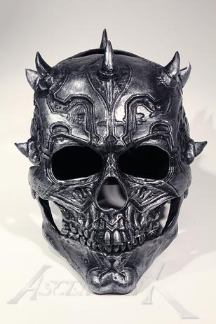 Masque Darth Maul (TPU). Traitement de s