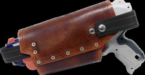Étui pour pistolet Nerf Distruptor/Maverick - brun