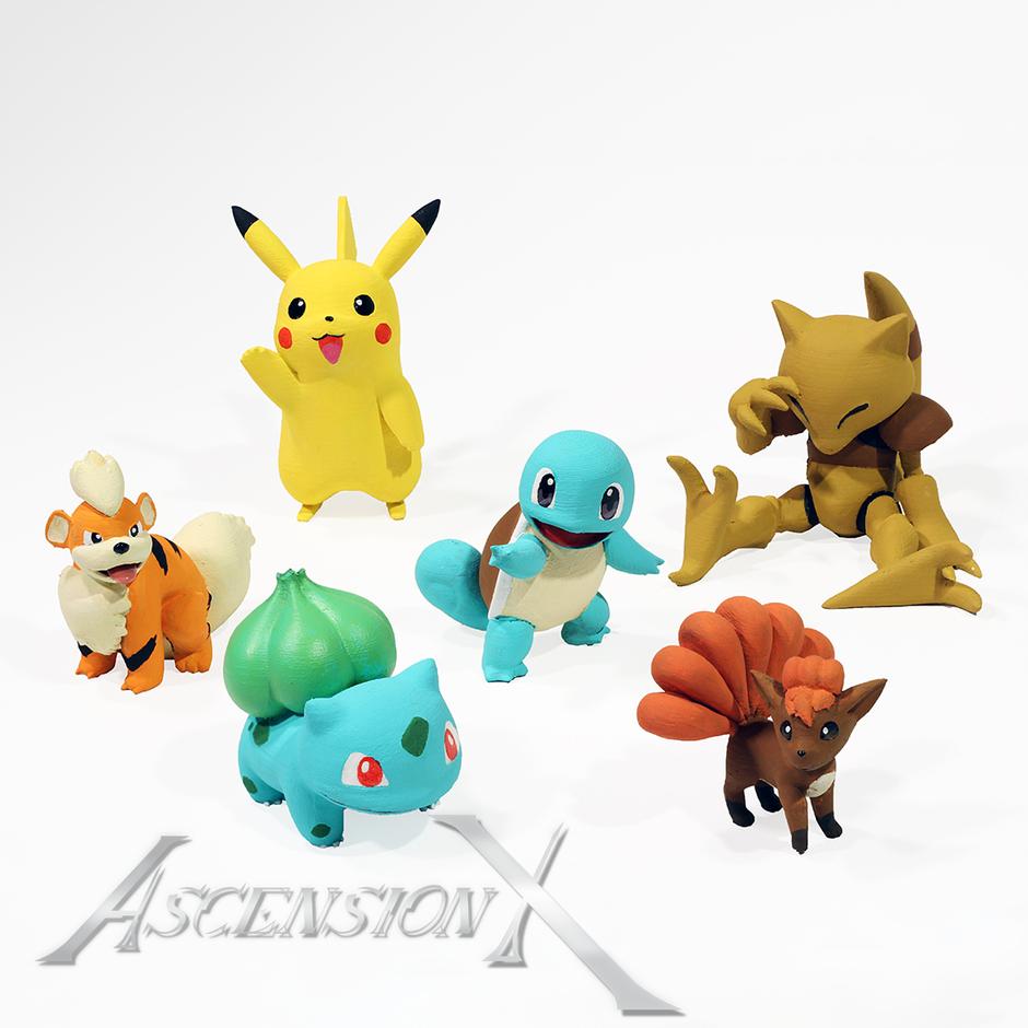 Pokémon peint (PLA)