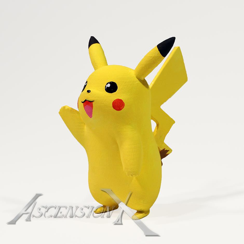 Pikachu peint (PLA)