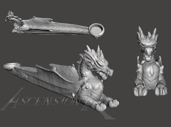 Scan3D-Dragon