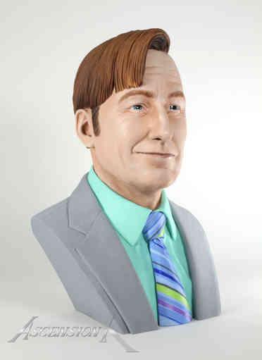 Buste ''Better Call Saul'', Jimmy McGill (Fan Art)