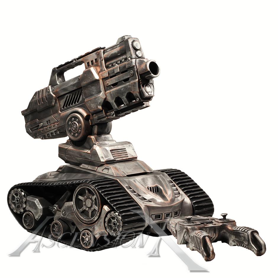 Robot NERF (faux fini)