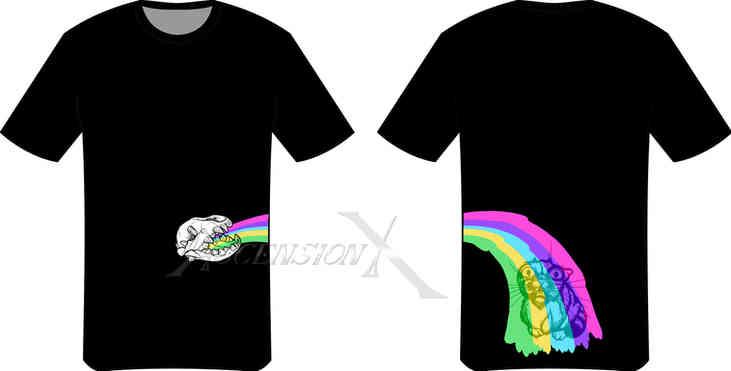 Vomit Rainbow