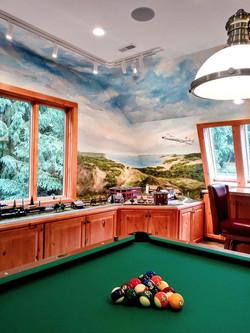 Residential, RailRoad Miniature - Cascade, MI.