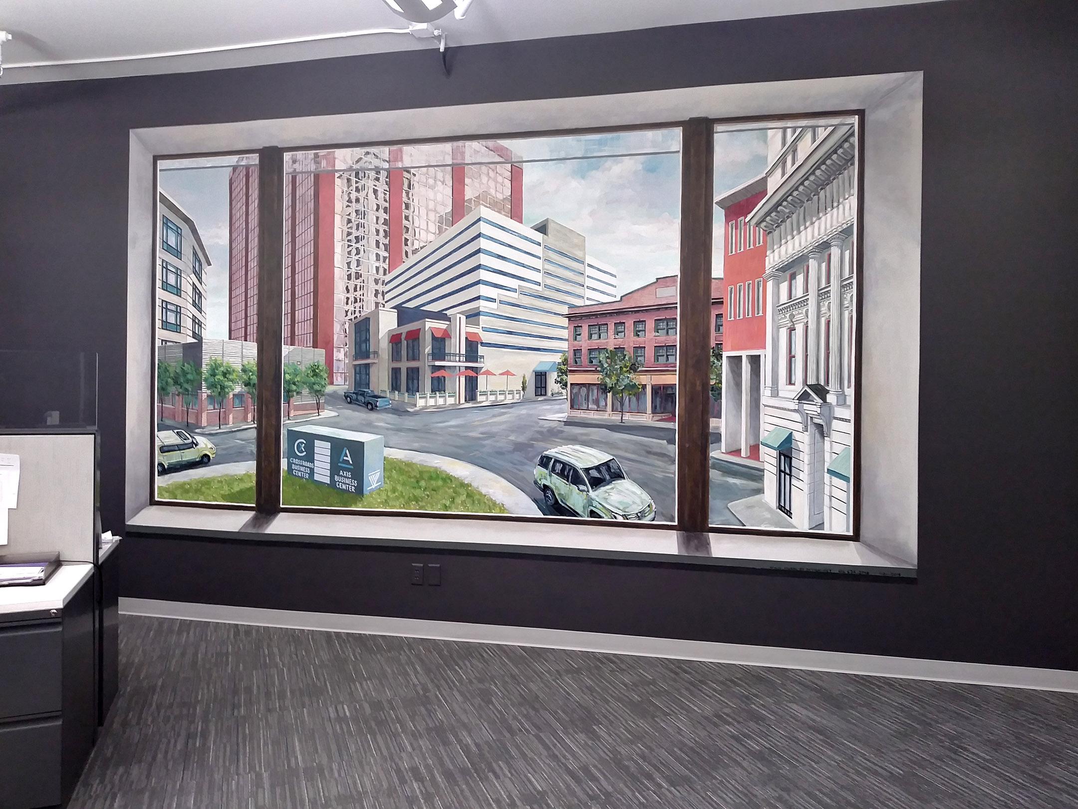 Mural by Design - VREI