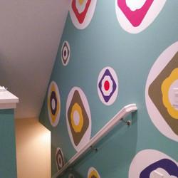 Stairway -  Mural by Design