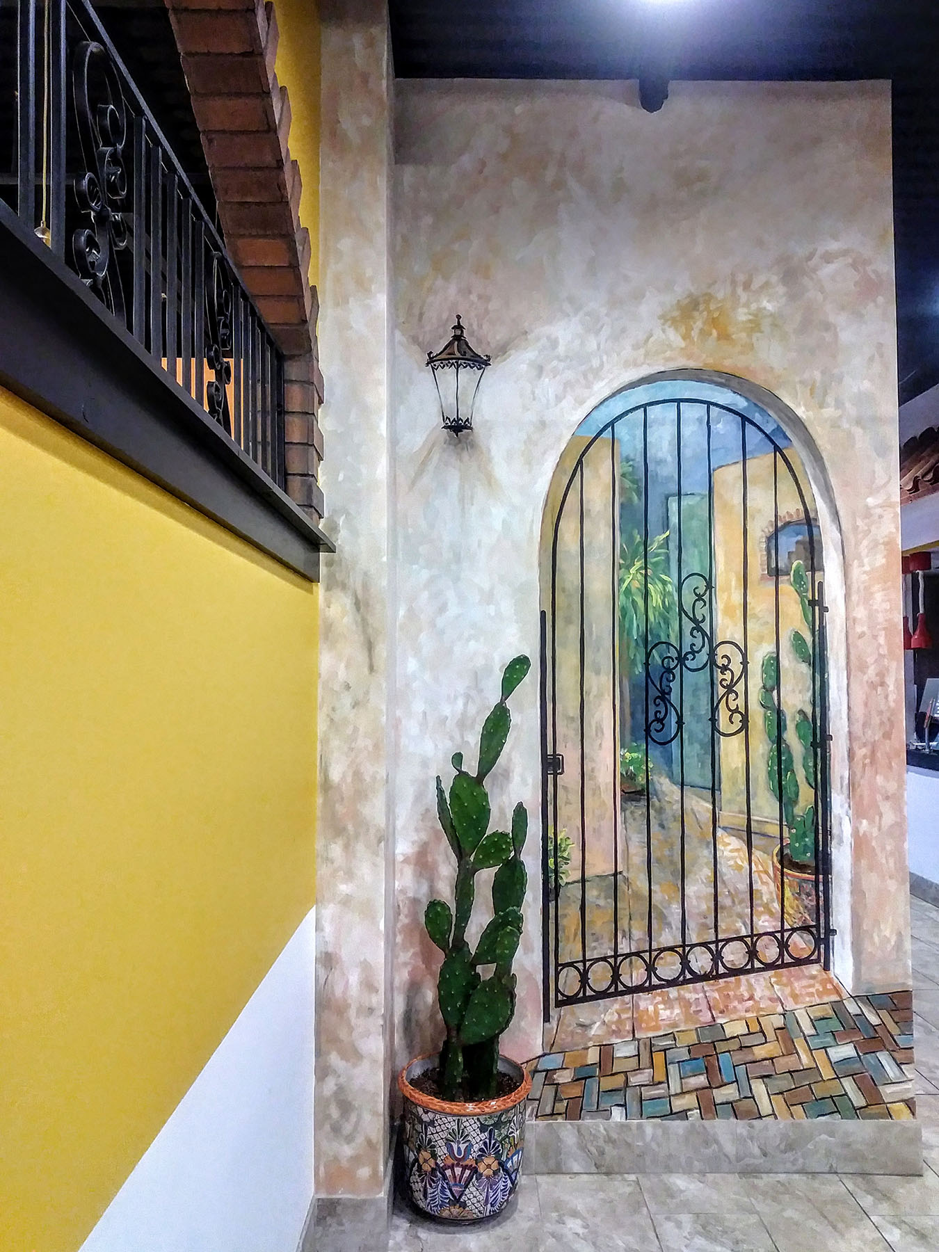 Little Mexico Grill - Mural by Design