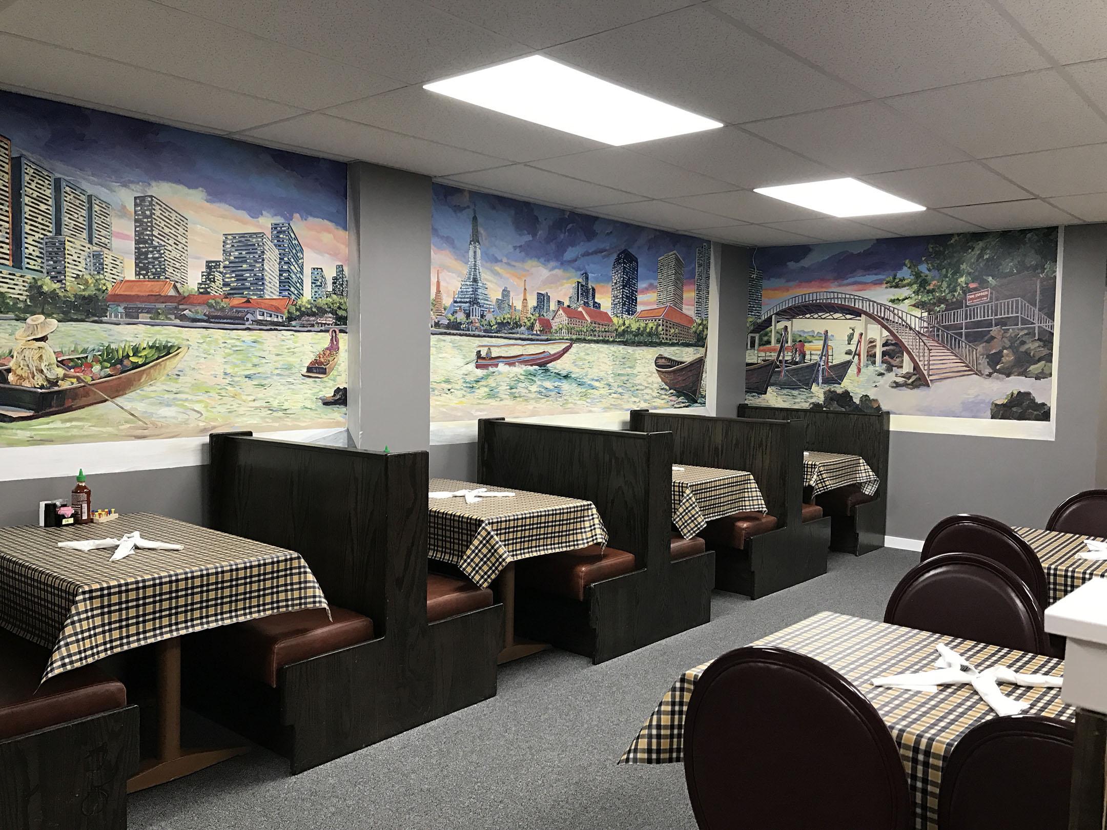 Thai Express - 4313 Kalamazoo Ave SE, Grand Rapids, MI
