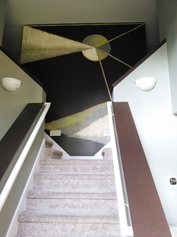Residential Stairway - Grand Rapids, MI.