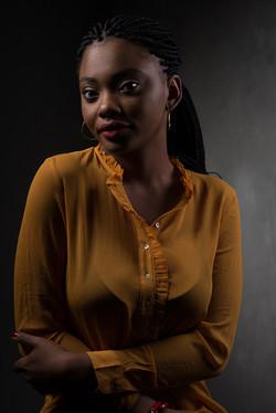 Portrait de Nadya