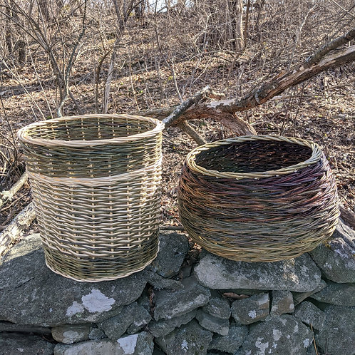 Intro to Willow Weaving (Sat/Sun 9/12-9/13)