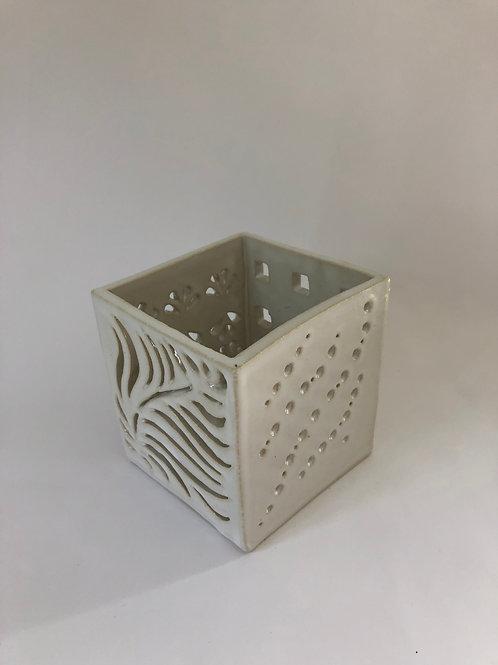 Ceramic Luminary