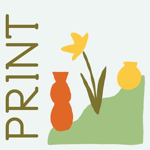 Print Sponsorship Level