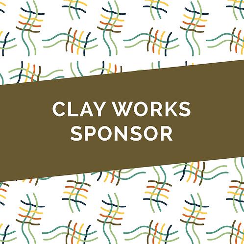 Clay Works Sponsor