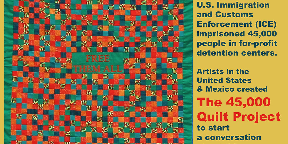 The 45,000 Quilt Project: Presented by Vassar College and Fall Kill Creative Works