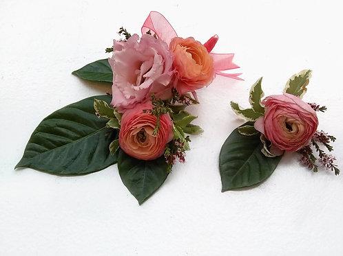 Flower Arrangement: Wearables (6/26)