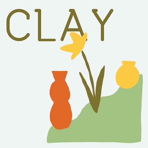 Clay Sponsorship Level