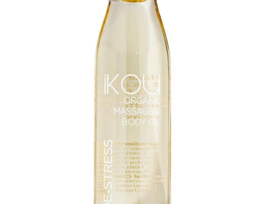 iKOU Organic Massage & Body Oil
