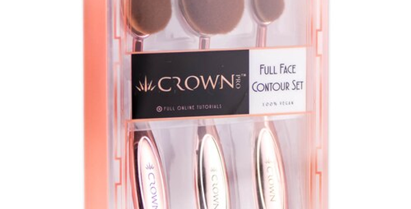 Crown Brush Contour Set