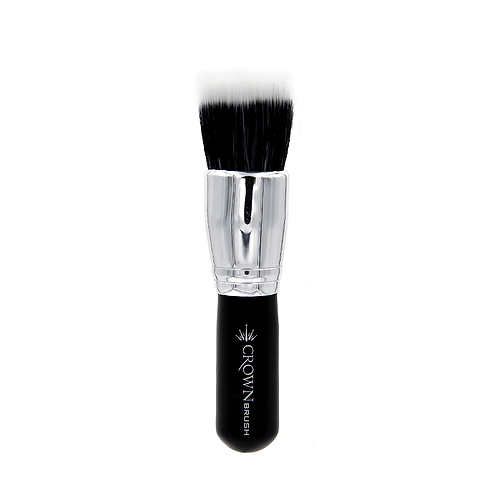 Crown Brush Duo Fiber Buffer