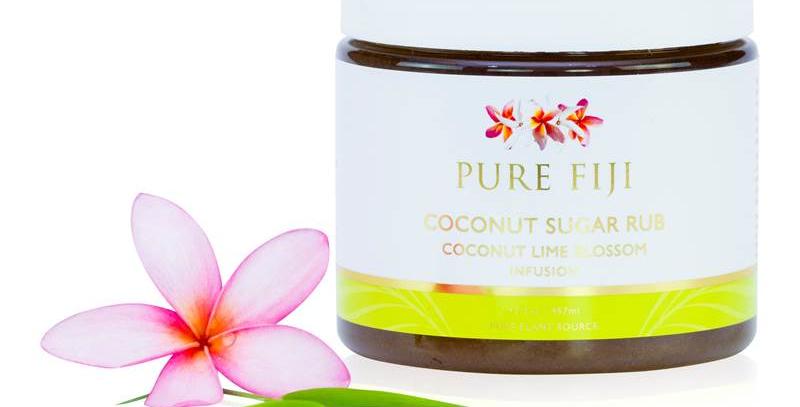 Pure Fiji Coconut Sugar Rub