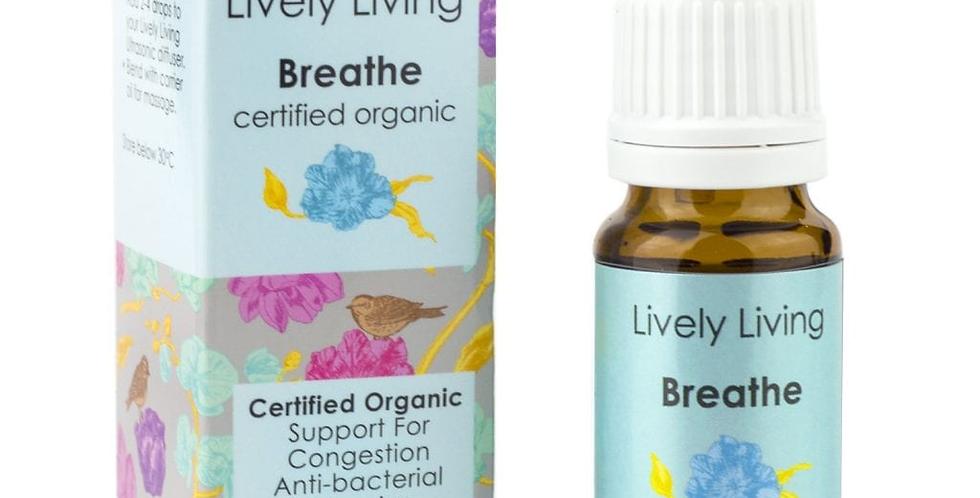 Organic Essential Oil - Breathe