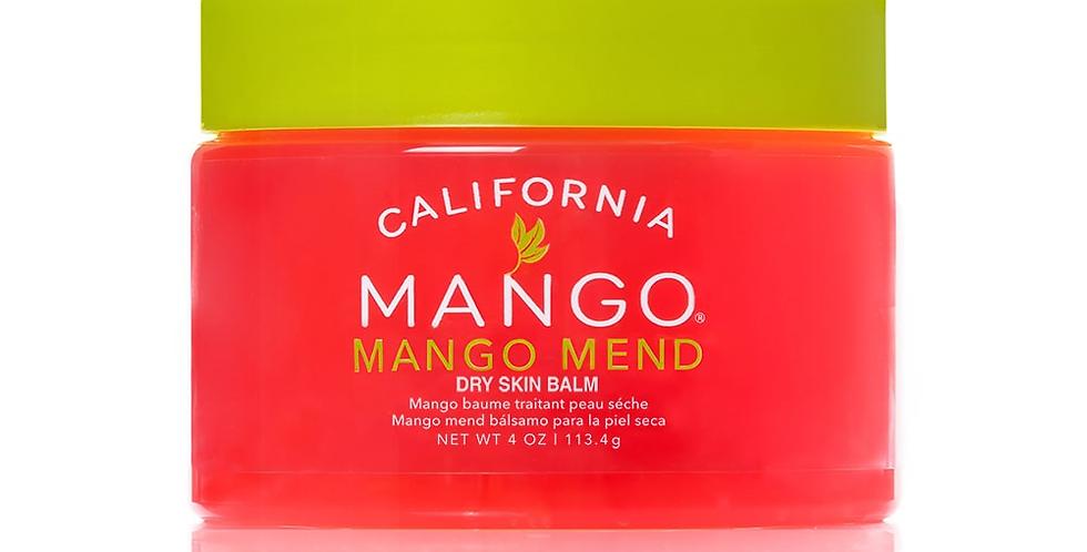 California Mango Mend Dry Skin Balm