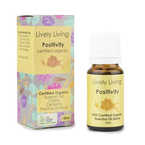 Organic Essential Oil - Positivity