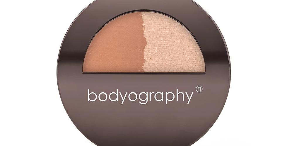 Bodyography Sunsculpt Bronzer & Highlighter Duo
