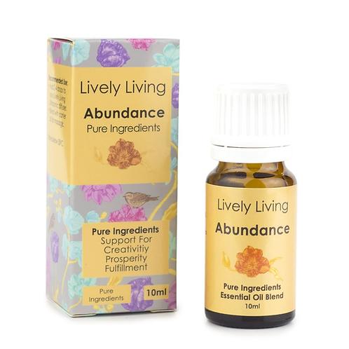 Pure Essential Oil - Abundance