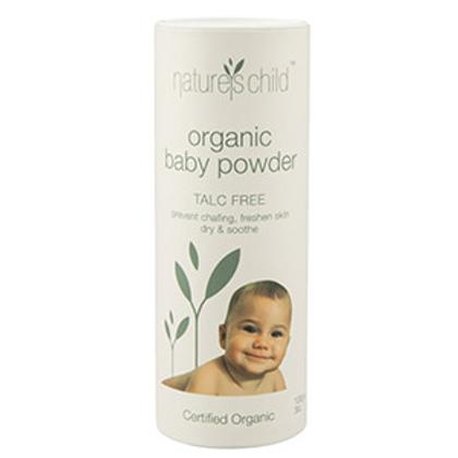 Nature's Child Organic Baby Powder