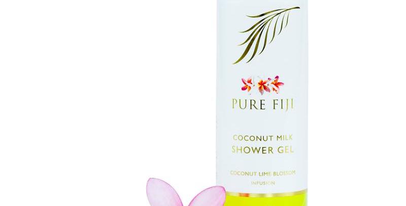 Pure Fiji Coconut Milk Shower Gel