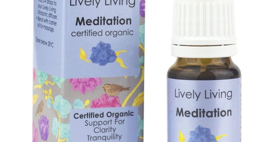 Organic Essential Oil - Meditation