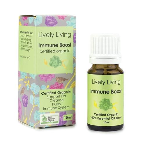 Organic Essential Oil - Immune Boost