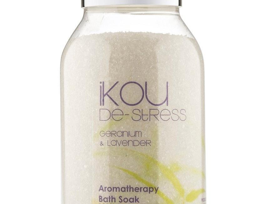 iKOU De-Stress Aromatherpy Bath Soak