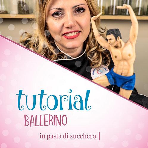 TUTORIAL BALLERINO   Pasta da Zucchero   Durata 195 minuti