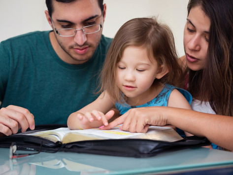 Teach Kids About God, Even With Sunday School On Hold