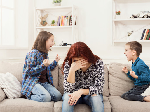 How to Deal With Family Conflict