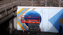 38th Street Underpass Mural Project