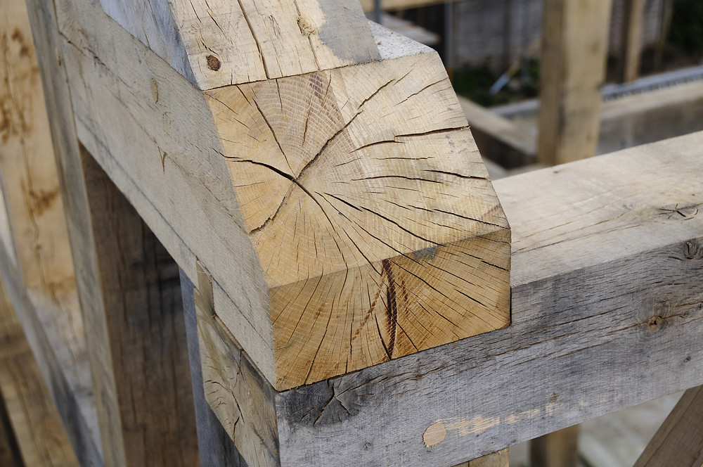 Wonderful Frame End Grain Detail.JPG