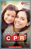 StartCPR Family and Friends CPR American Heart Association