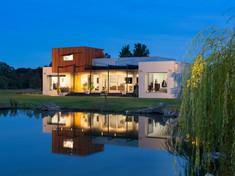 Lake House - across the lake www.edg.spa