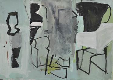Gouache sur papier  29 x 41 cm  2010