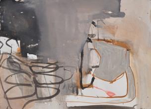 Gouache sur papier  21 x 28 cm  2014