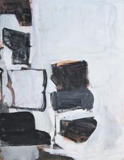 Gouache sur papier  24 x 31 cm  2019